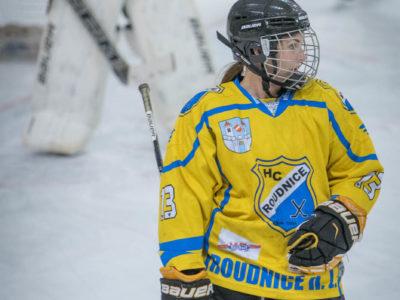 hokejové utkání Rce - Beroun