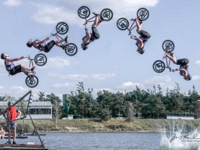 kolo,skoky,lety,Račice,